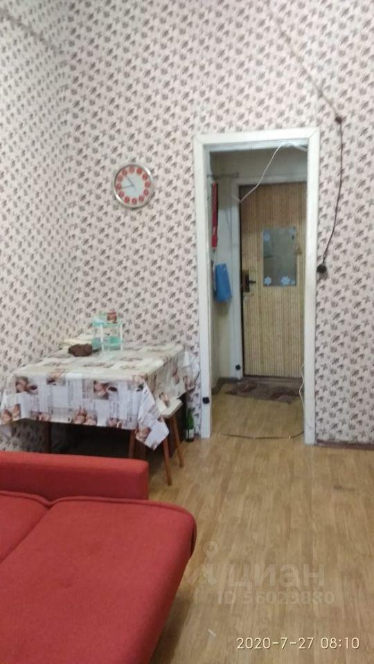 Аренда комнаты Москва, метро Нагатинская, Каширское шоссе 9к4, цена 15000 рублей, 2021 год объявление №1417360 на megabaz.ru