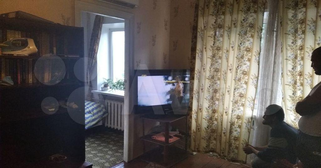 Продажа трёхкомнатной квартиры поселок Реммаш, Спортивная улица 7, цена 2300000 рублей, 2021 год объявление №647073 на megabaz.ru