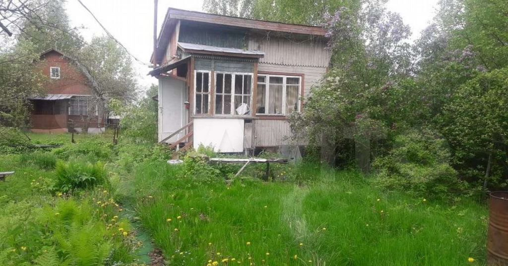 Продажа дома деревня Васютино, цена 850000 рублей, 2021 год объявление №634405 на megabaz.ru