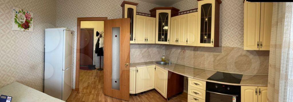 Аренда однокомнатной квартиры Воскресенск, Советская улица 18А, цена 22000 рублей, 2021 год объявление №1484060 на megabaz.ru