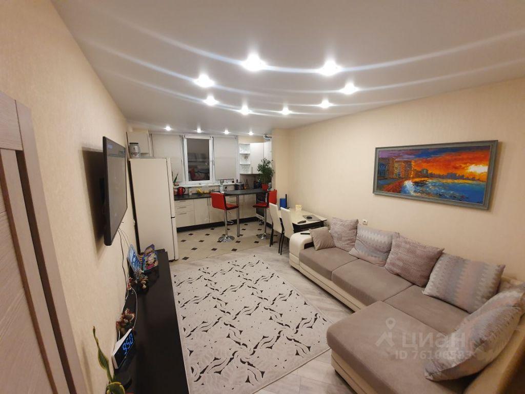 Продажа двухкомнатной квартиры поселок Биокомбината, цена 4700000 рублей, 2021 год объявление №648575 на megabaz.ru