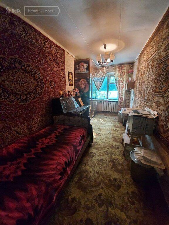 Продажа двухкомнатной квартиры дачный посёлок Кратово, улица Мира 8, цена 4200000 рублей, 2021 год объявление №647564 на megabaz.ru