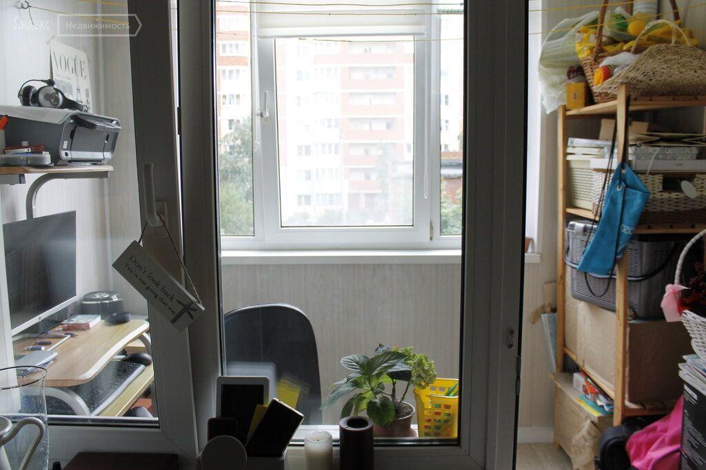 Продажа однокомнатной квартиры Голицыно, Советская улица 48, цена 6000000 рублей, 2021 год объявление №662044 на megabaz.ru