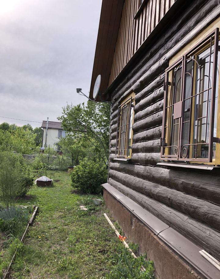 Продажа дома село Нижнее Хорошово, цена 1950000 рублей, 2021 год объявление №671157 на megabaz.ru