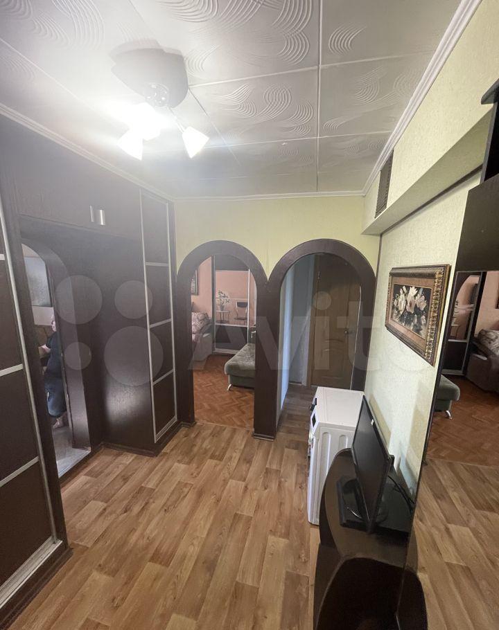 Продажа двухкомнатной квартиры рабочий посёлок Правдинский, Лесная улица 15, цена 5250000 рублей, 2021 год объявление №663149 на megabaz.ru