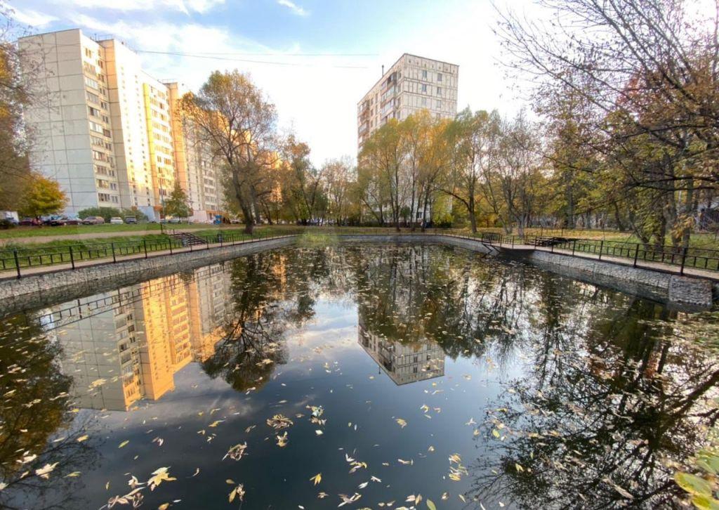 Продажа двухкомнатной квартиры Москва, метро Перово, Перовская улица 40к4, цена 9500000 рублей, 2021 год объявление №709633 на megabaz.ru