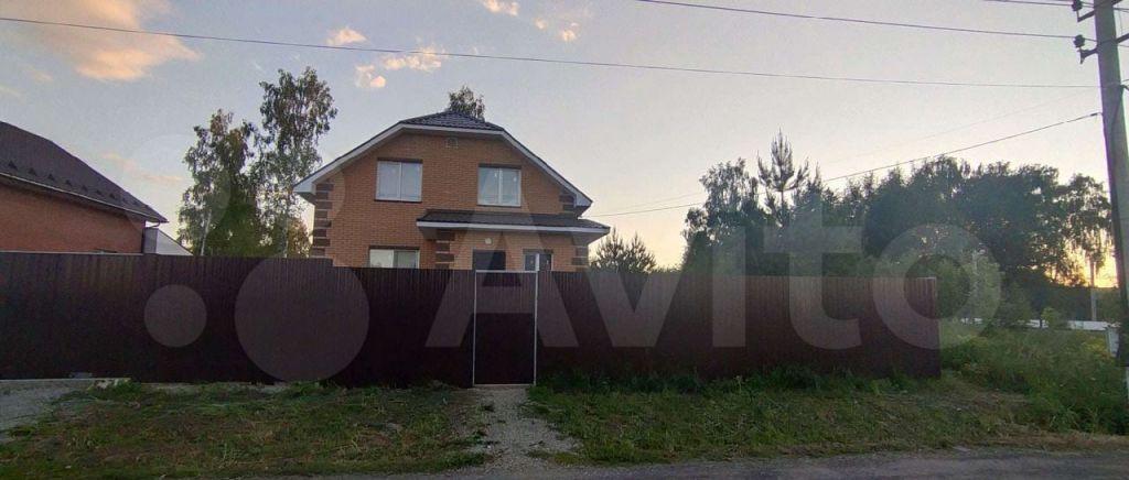 Продажа дома село Кривцы, Добрая улица 75/1, цена 7500000 рублей, 2021 год объявление №661977 на megabaz.ru