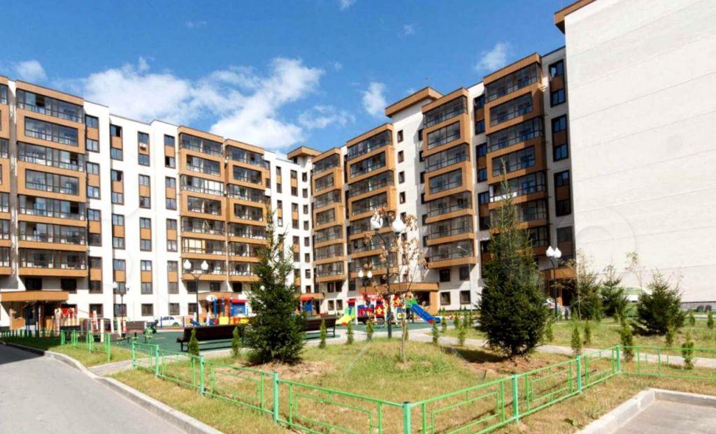 Продажа двухкомнатной квартиры деревня Пирогово, цена 5040000 рублей, 2021 год объявление №687550 на megabaz.ru