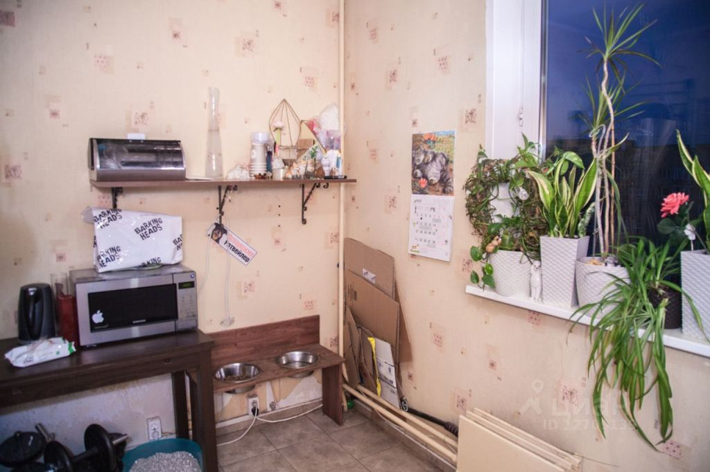 Продажа однокомнатной квартиры Москва, метро Красносельская, 2-й Полевой переулок 2, цена 17000000 рублей, 2021 год объявление №651500 на megabaz.ru