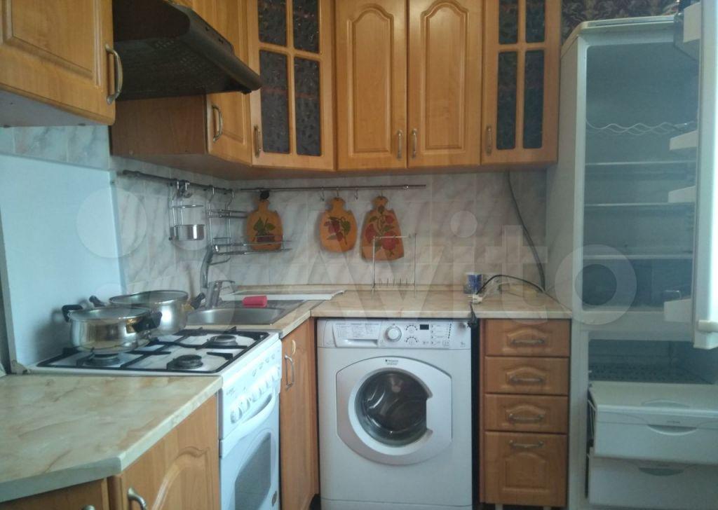 Аренда двухкомнатной квартиры поселок Новосиньково, цена 16000 рублей, 2021 год объявление №1421697 на megabaz.ru