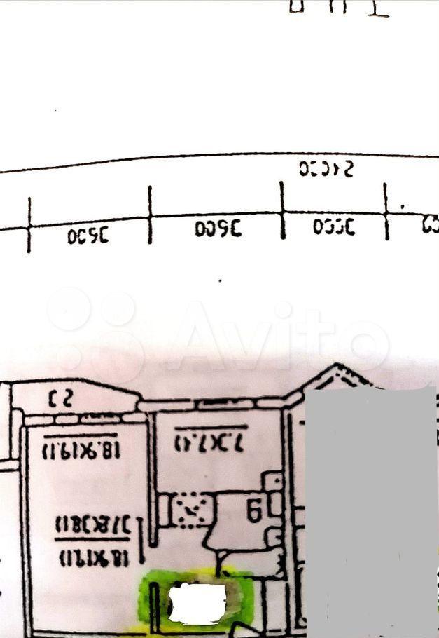 Продажа однокомнатной квартиры Москва, метро Беляево, улица Островитянова 9к4, цена 10800000 рублей, 2021 год объявление №655652 на megabaz.ru