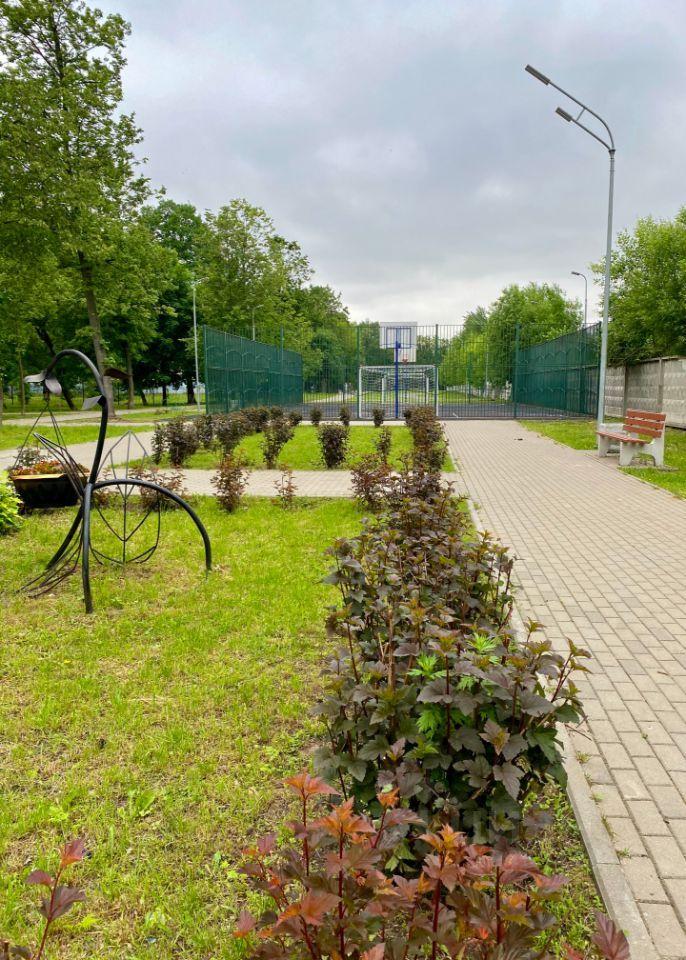 Продажа однокомнатной квартиры поселок Челюскинский, Мичуринский тупик 1, цена 4500000 рублей, 2021 год объявление №650651 на megabaz.ru
