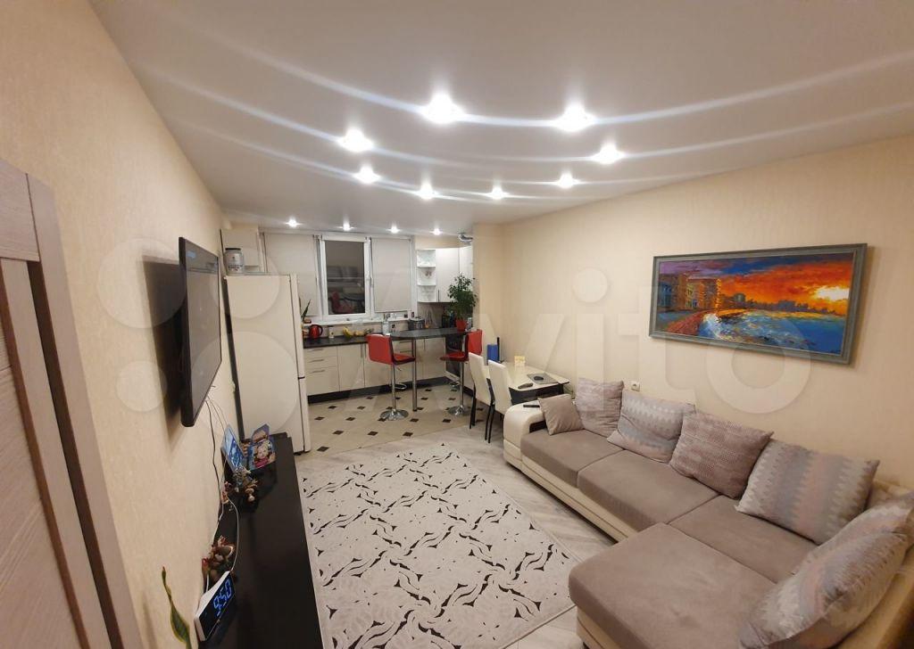 Продажа двухкомнатной квартиры поселок Биокомбината, цена 4700000 рублей, 2021 год объявление №648020 на megabaz.ru