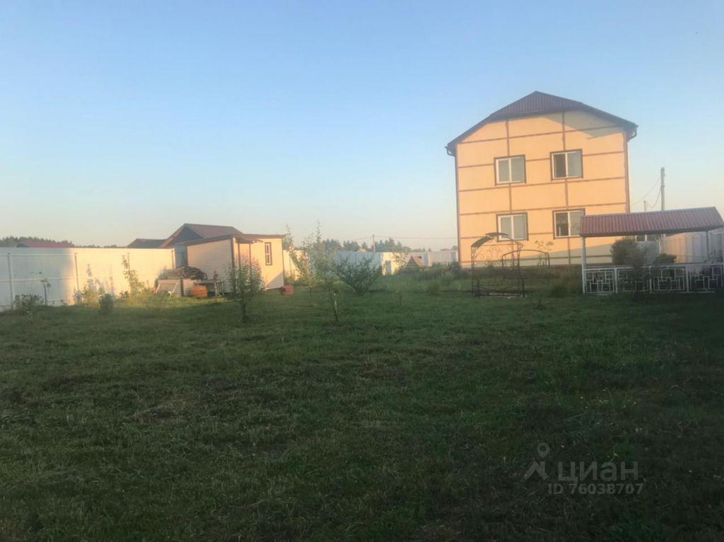 Продажа дома село Никоновское, цена 4750000 рублей, 2021 год объявление №647497 на megabaz.ru