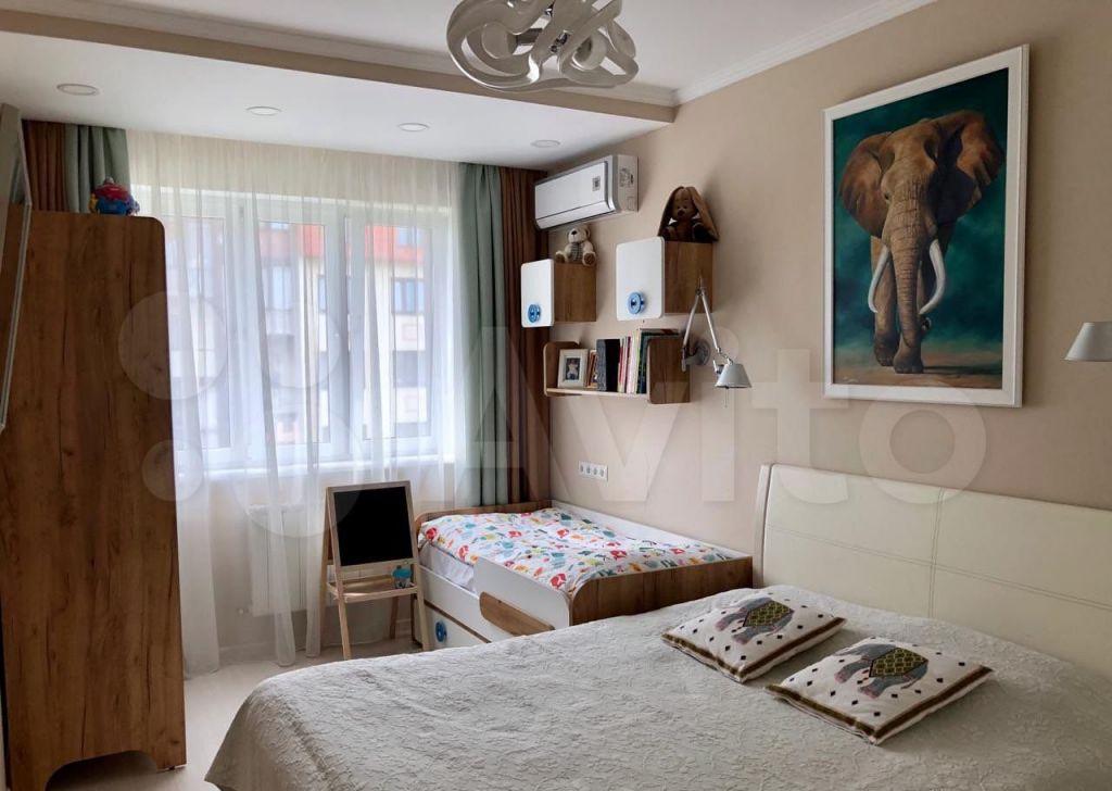 Аренда двухкомнатной квартиры село Ромашково, Никольская улица 8к1, цена 75000 рублей, 2021 год объявление №1418710 на megabaz.ru