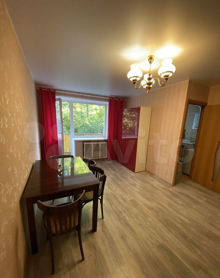 Аренда однокомнатной квартиры поселок Краснознаменский, цена 18000 рублей, 2021 год объявление №1418774 на megabaz.ru