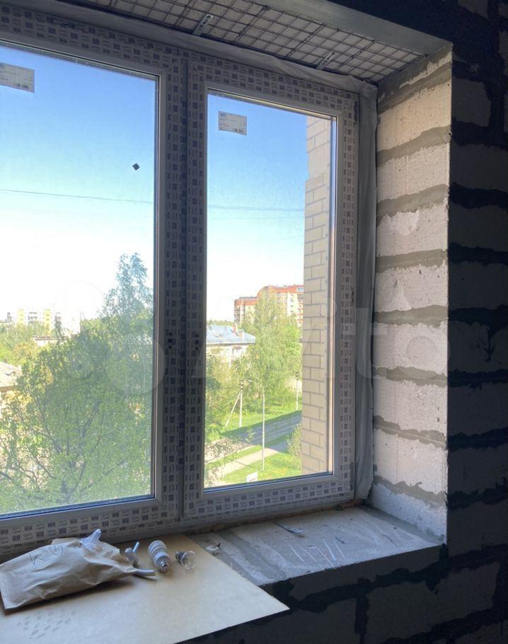 Продажа однокомнатной квартиры поселок Биокомбината, цена 3600000 рублей, 2021 год объявление №620088 на megabaz.ru