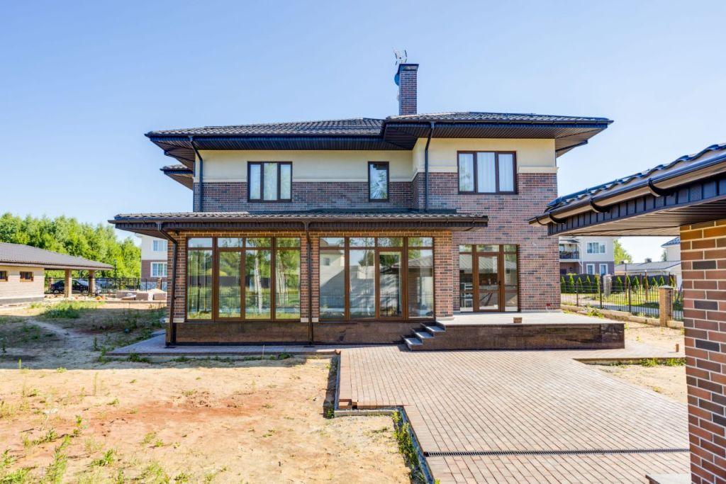 Продажа дома деревня Новоглаголево, цена 24000000 рублей, 2021 год объявление №647958 на megabaz.ru