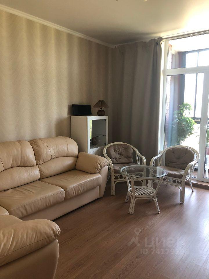 Продажа двухкомнатной квартиры поселок Отрадное, Конная улица 3, цена 11900000 рублей, 2021 год объявление №641756 на megabaz.ru