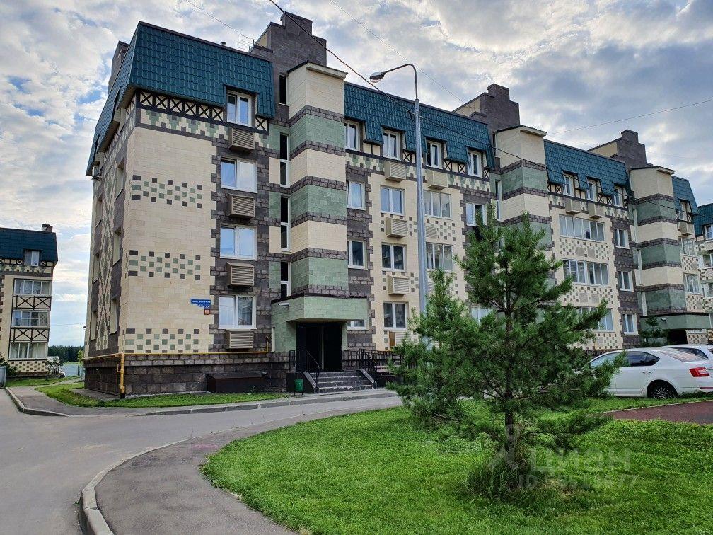 Продажа однокомнатной квартиры деревня Солманово, метро Киевская, Лазурная улица 14, цена 8000000 рублей, 2021 год объявление №644298 на megabaz.ru