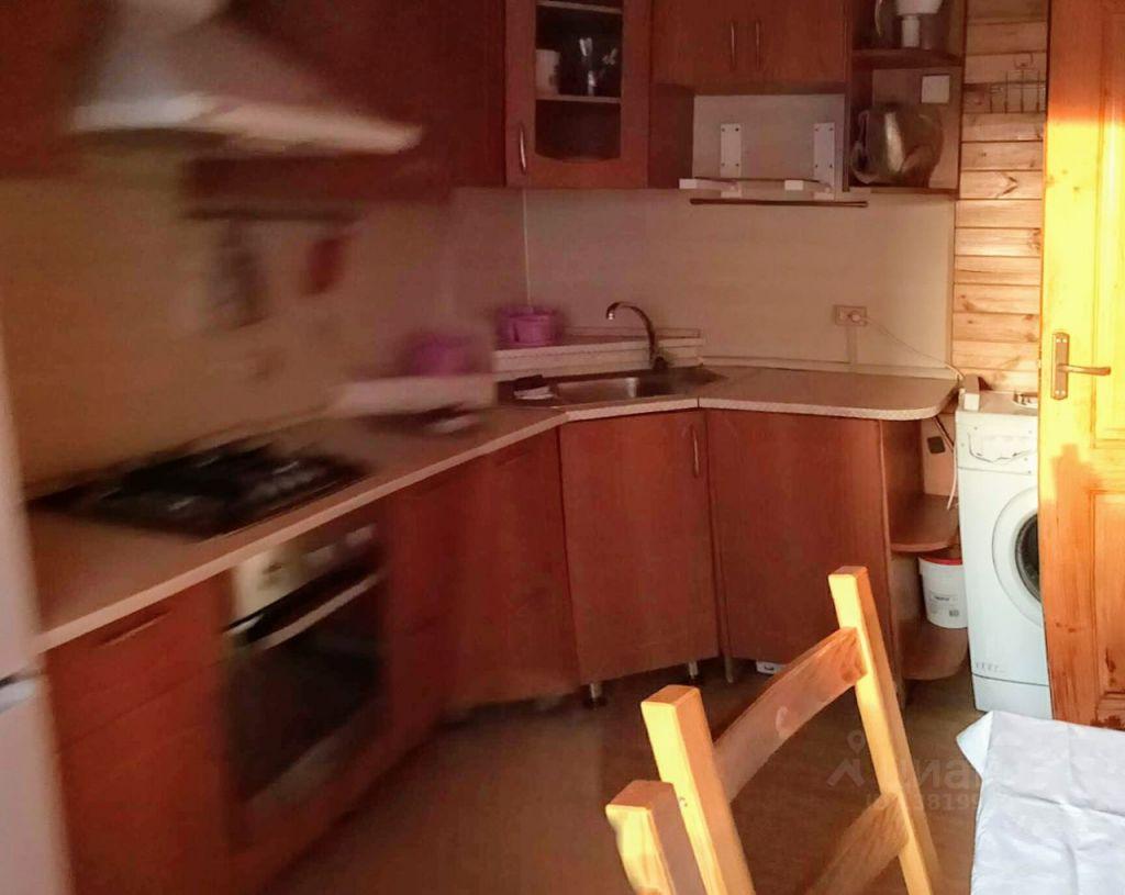 Аренда трёхкомнатной квартиры деревня Медвежьи Озёра, Садовая улица 45, цена 40000 рублей, 2021 год объявление №1419003 на megabaz.ru