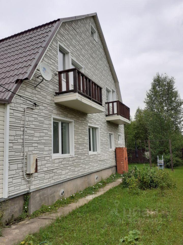 Продажа дома Верея, Московская улица, цена 15300000 рублей, 2021 год объявление №643666 на megabaz.ru