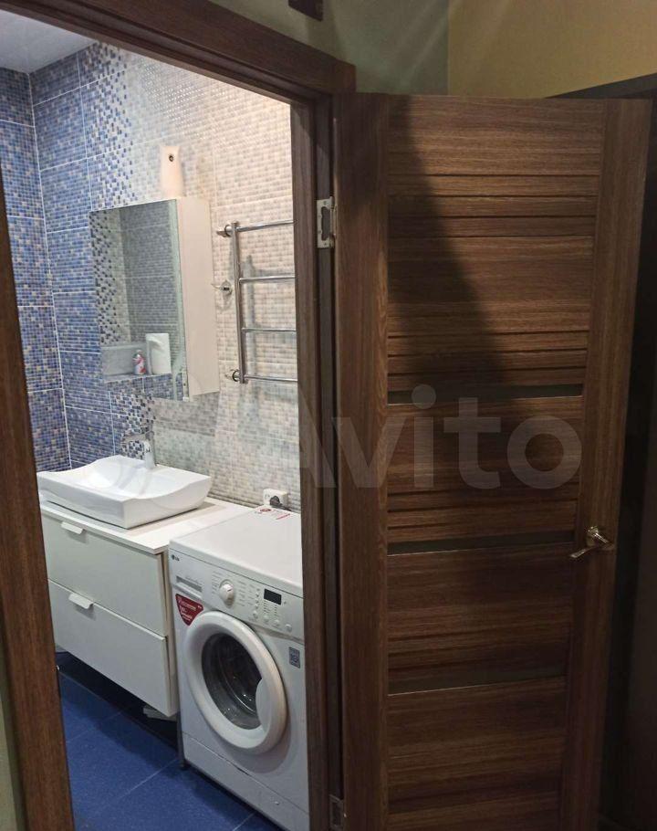 Аренда однокомнатной квартиры деревня Подолино, Лесная улица 6, цена 25000 рублей, 2021 год объявление №1427761 на megabaz.ru