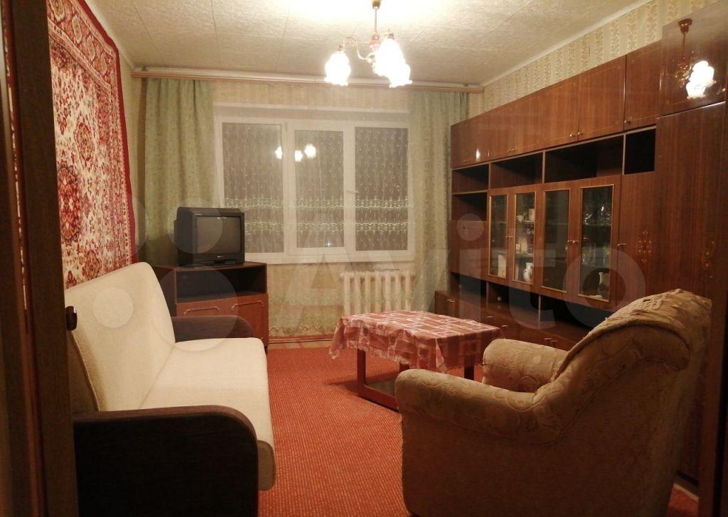 Аренда трёхкомнатной квартиры Можайск, улица Полосухина 8, цена 25000 рублей, 2021 год объявление №1425521 на megabaz.ru