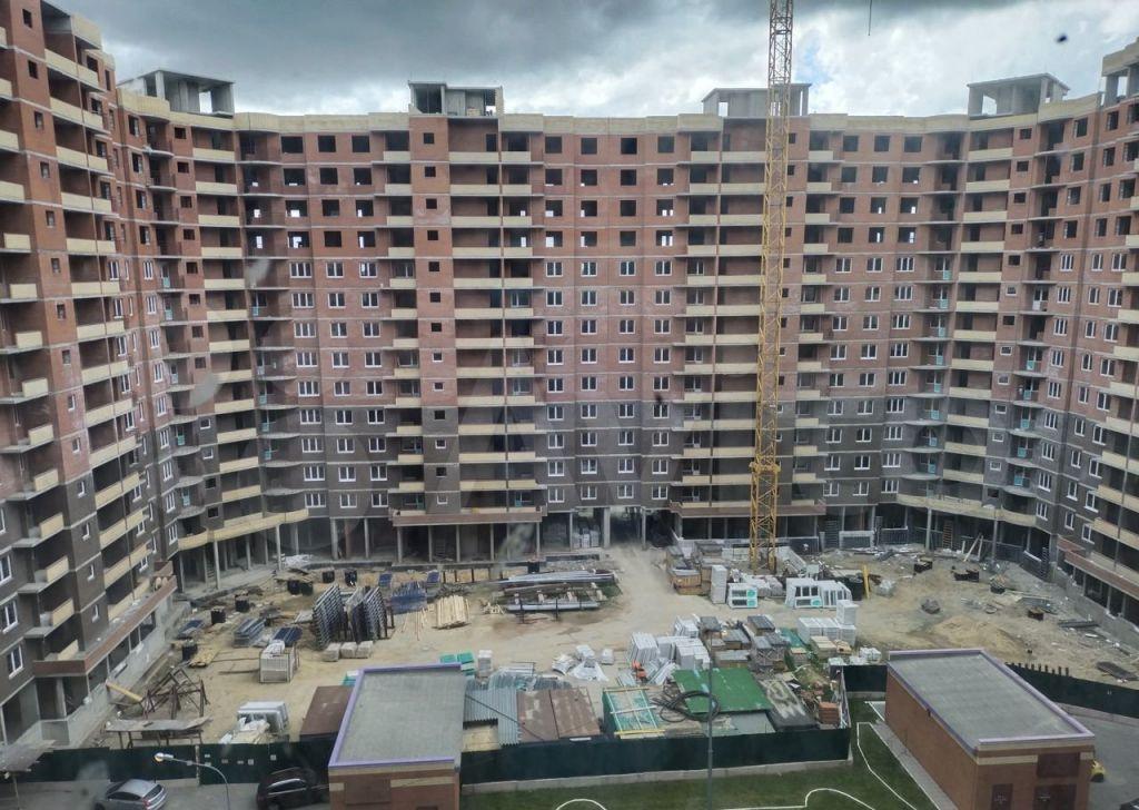 Продажа однокомнатной квартиры Ступино, Приокский переулок 9, цена 4800000 рублей, 2021 год объявление №653842 на megabaz.ru