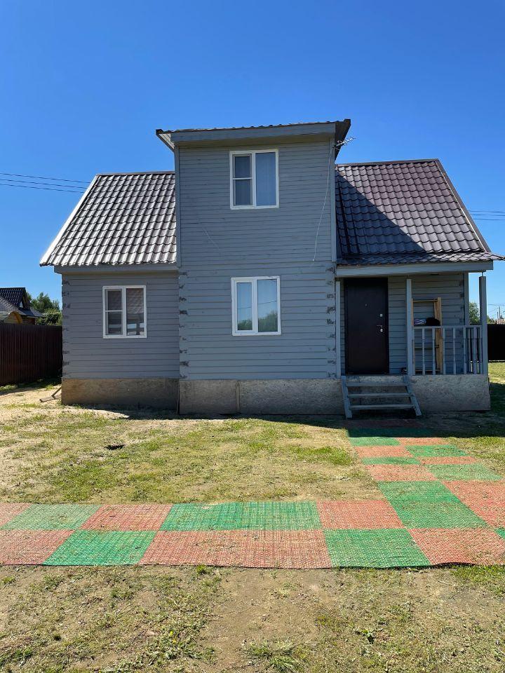 Продажа дома деревня Петровское, цена 6800000 рублей, 2021 год объявление №630906 на megabaz.ru