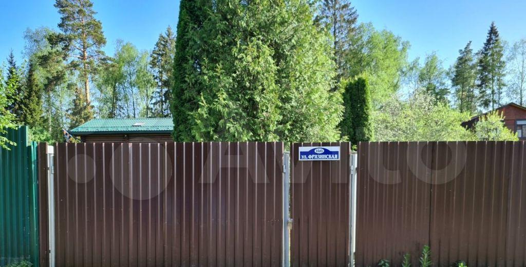 Продажа дома СНТ Заозёрный, Фрязинская улица 146, цена 3000000 рублей, 2021 год объявление №649129 на megabaz.ru