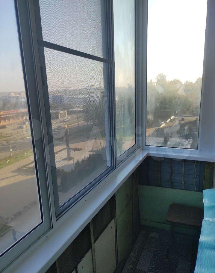 Продажа однокомнатной квартиры Клин, улица Карла Маркса 88А, цена 3100000 рублей, 2021 год объявление №705585 на megabaz.ru