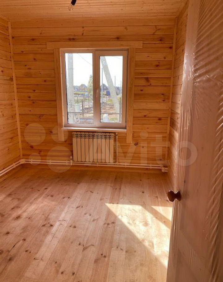 Продажа дома деревня Назарьево, Парковая улица, цена 3870000 рублей, 2021 год объявление №621773 на megabaz.ru