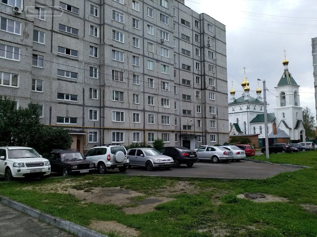 Продажа однокомнатной квартиры Павловский Посад, Интернациональная улица 99, цена 3120000 рублей, 2021 год объявление №699550 на megabaz.ru