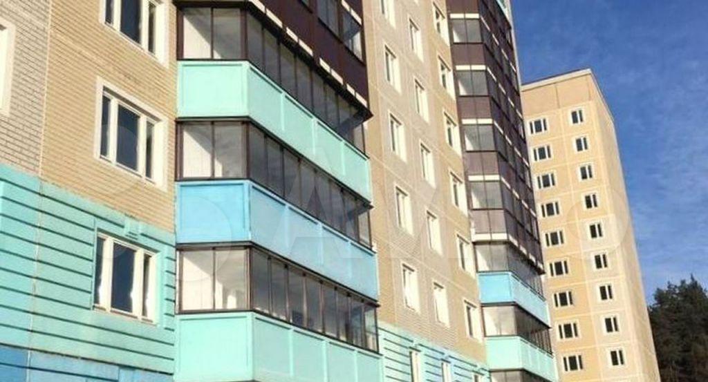 Продажа трёхкомнатной квартиры деревня Малые Вязёмы, цена 5950000 рублей, 2021 год объявление №649351 на megabaz.ru