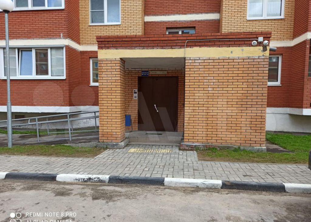 Продажа однокомнатной квартиры деревня Большие Жеребцы, цена 2800000 рублей, 2021 год объявление №695347 на megabaz.ru