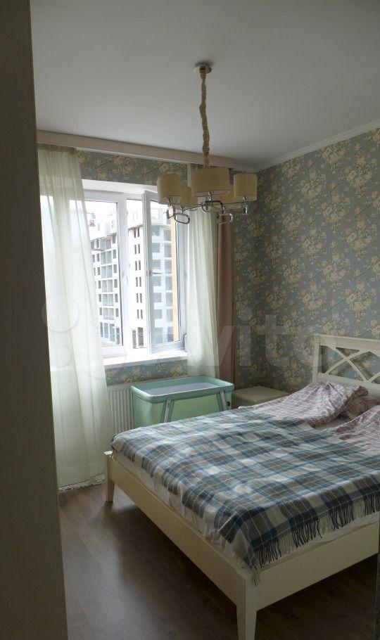 Аренда трёхкомнатной квартиры поселок Отрадное, Лесная улица 18, цена 60000 рублей, 2021 год объявление №1420247 на megabaz.ru