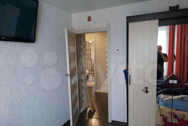Продажа трёхкомнатной квартиры Хотьково, улица Черняховского 9, цена 4850000 рублей, 2021 год объявление №560708 на megabaz.ru