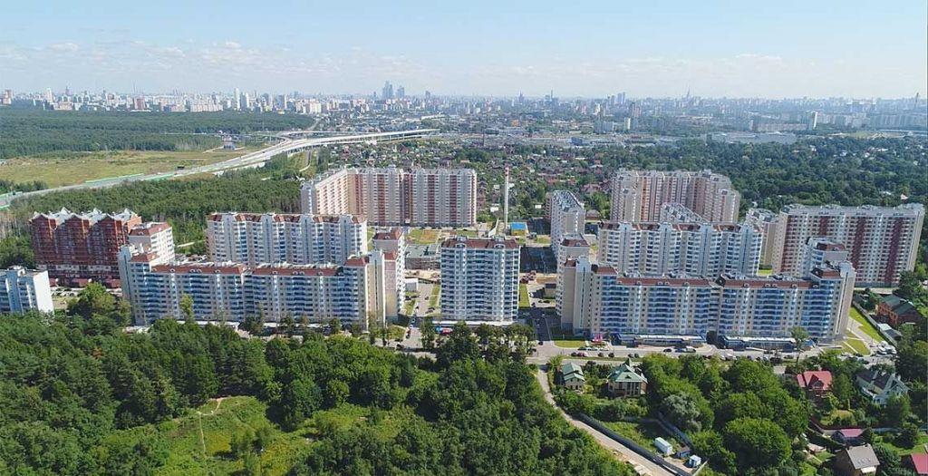 Продажа трёхкомнатной квартиры село Немчиновка, Советский проспект 104, цена 8300000 рублей, 2021 год объявление №405773 на megabaz.ru