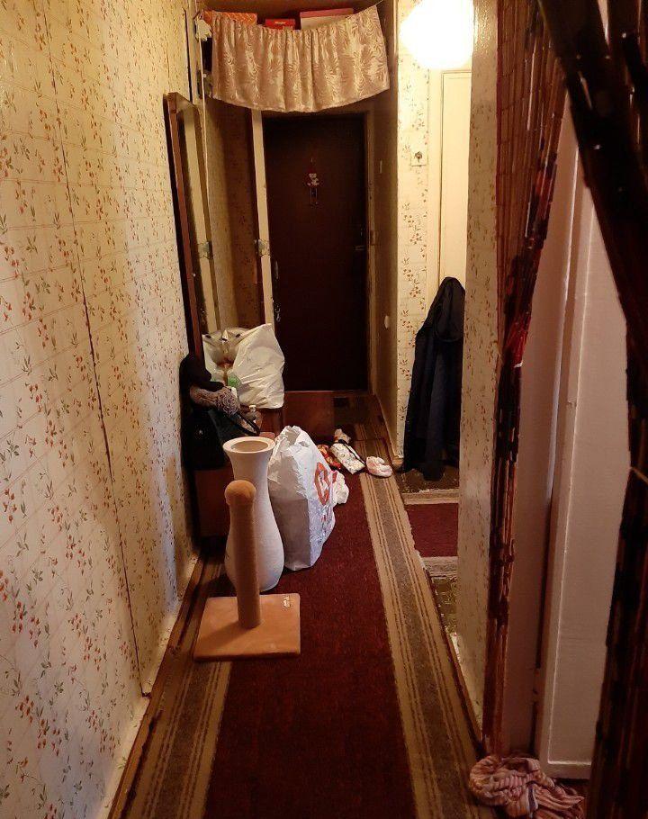 Продажа трёхкомнатной квартиры деревня Васькино, цена 2700000 рублей, 2021 год объявление №380882 на megabaz.ru