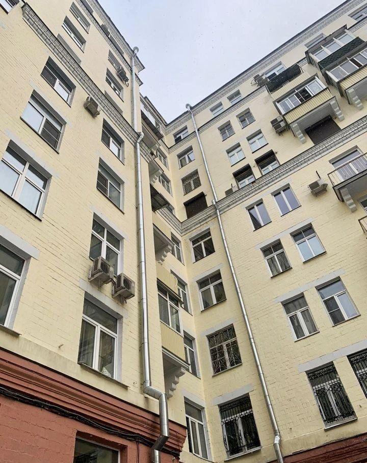 Продажа двухкомнатной квартиры Москва, метро Фрунзенская, 3-я Фрунзенская улица 6, цена 12400000 рублей, 2020 год объявление №380977 на megabaz.ru