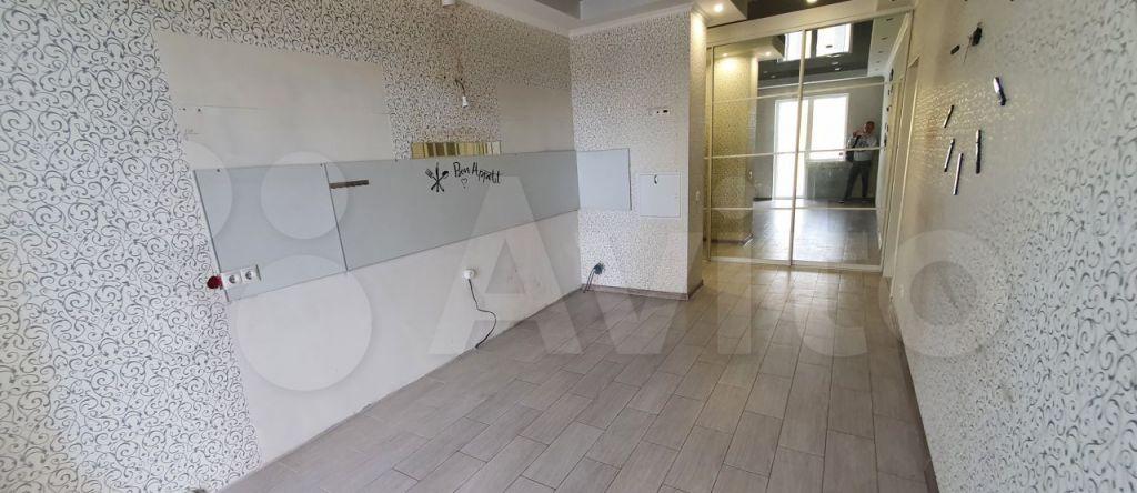 Продажа трёхкомнатной квартиры деревня Голубое, Тверецкий проезд 17, цена 7370000 рублей, 2021 год объявление №657589 на megabaz.ru
