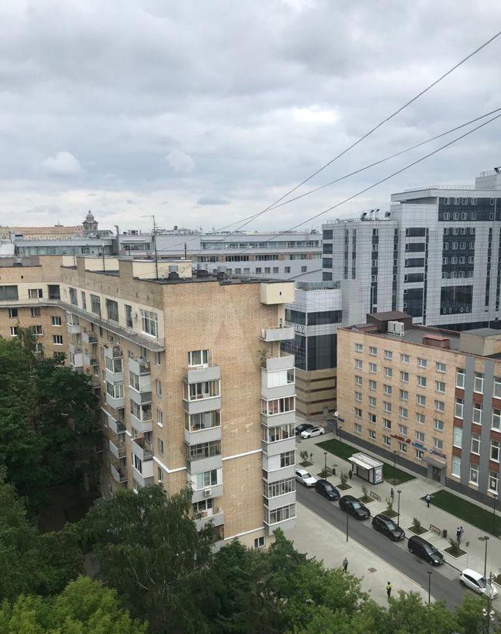 Продажа однокомнатной квартиры Москва, метро Киевская, Брянская улица 4, цена 18000000 рублей, 2021 год объявление №635881 на megabaz.ru