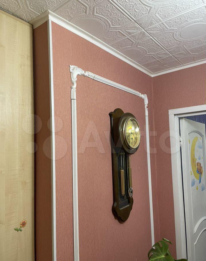 Продажа двухкомнатной квартиры село Семеновское, улица Черёмушки 10, цена 3290000 рублей, 2021 год объявление №588211 на megabaz.ru