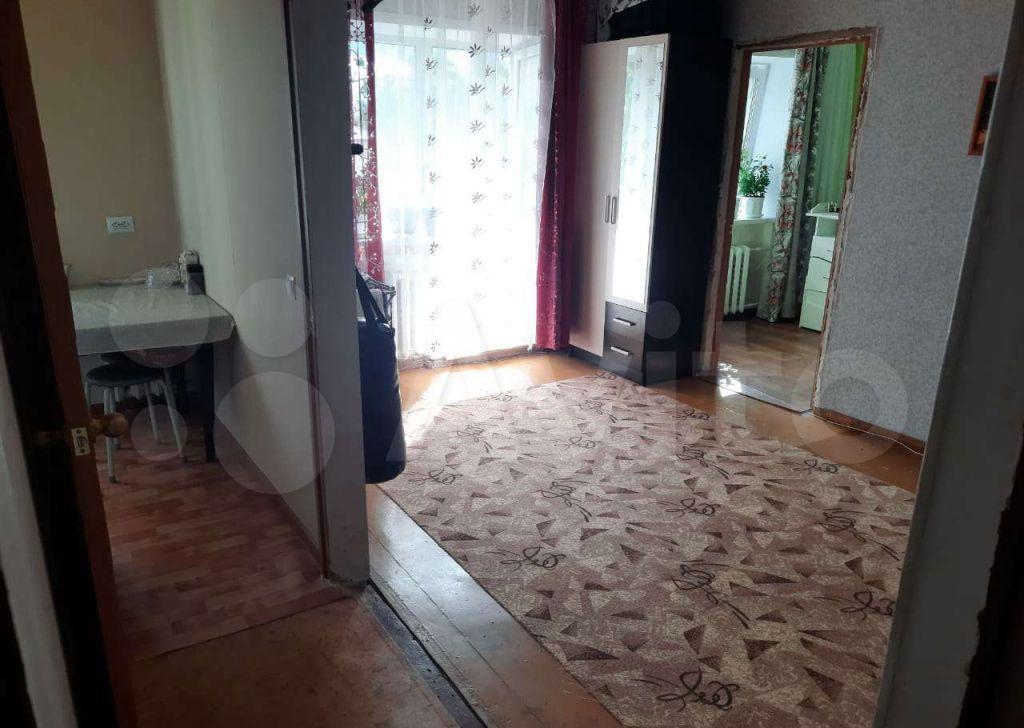 Продажа двухкомнатной квартиры Электроугли, Комсомольская улица 7, цена 3700000 рублей, 2021 год объявление №707990 на megabaz.ru