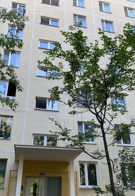 Продажа трёхкомнатной квартиры Москва, метро Щелковская, Байкальская улица 44к1, цена 12200000 рублей, 2021 год объявление №692892 на megabaz.ru