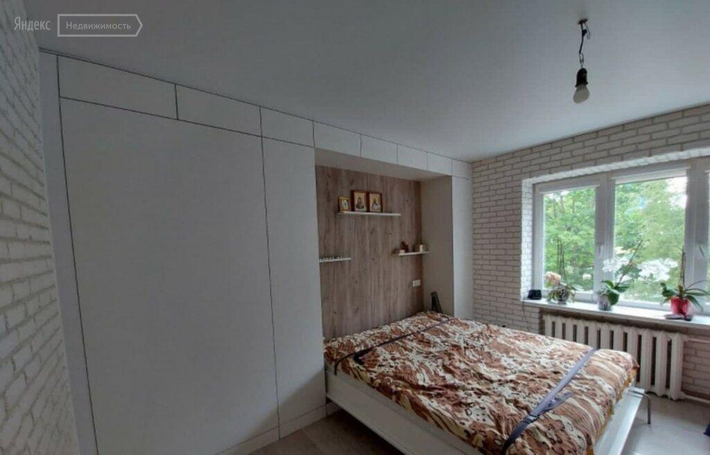 Продажа однокомнатной квартиры деревня Исаково, Рябиновая улица 10, цена 6370000 рублей, 2021 год объявление №708201 на megabaz.ru