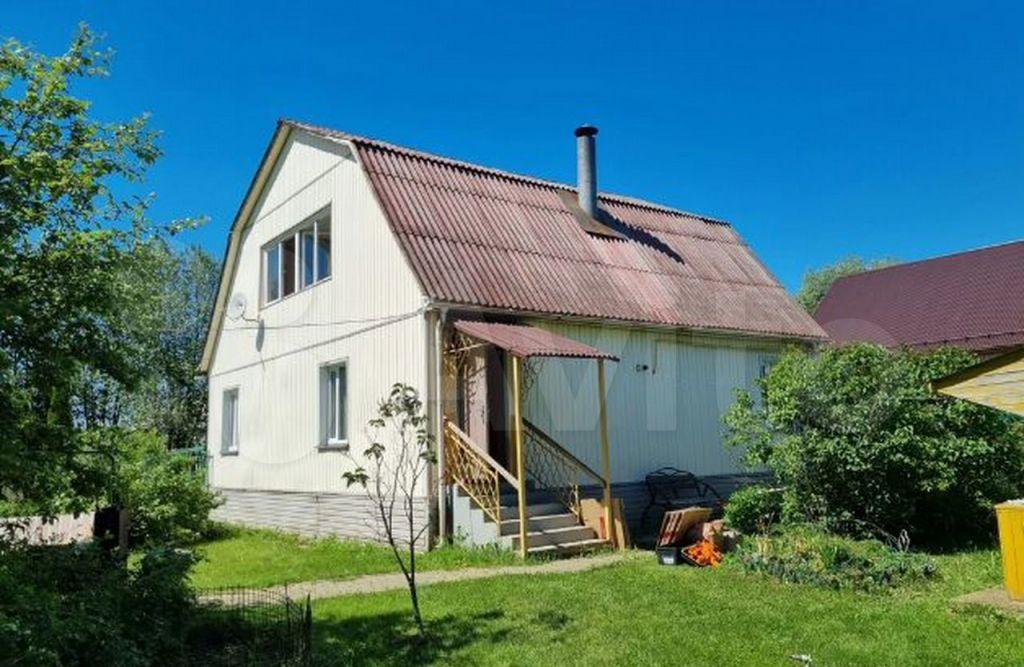 Продажа дома деревня Фенино, цена 750000 рублей, 2021 год объявление №650235 на megabaz.ru