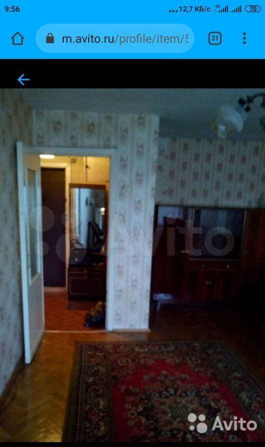Аренда однокомнатной квартиры Черноголовка, Первая улица 23, цена 17500 рублей, 2021 год объявление №1454404 на megabaz.ru