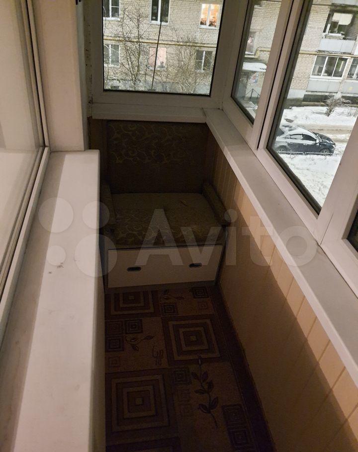 Аренда однокомнатной квартиры Пересвет, улица Чкалова 3, цена 16000 рублей, 2021 год объявление №1446160 на megabaz.ru